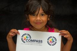 Compass Childrens Charity Northamptonshire Branding