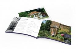 Summerhouse Brochure, Scotts, Thrapston