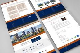 Website design by SC Agency in Corby