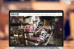 Online web design by SC Agency in Corby