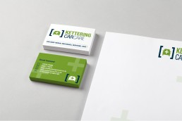Stationery designed and printed by SC Agency in Corby