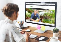 website design for local bookkeeper